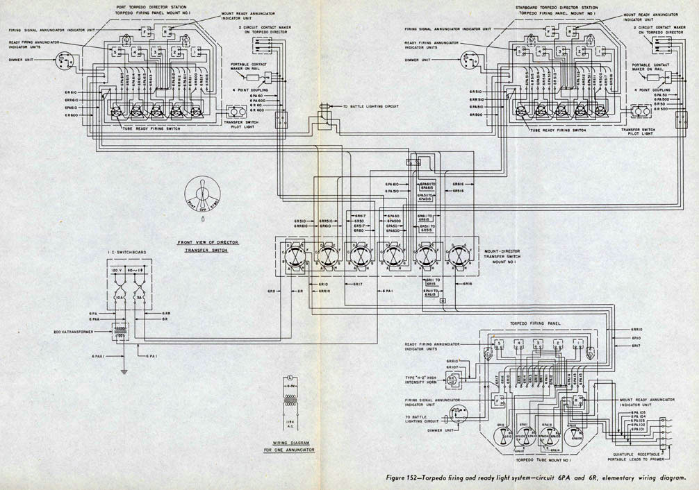 torpedo fire control equipment (destroyer type) - part 4 1997 f250 wiring diagram door