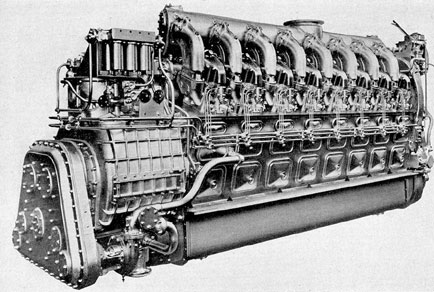 Fig on 2 Stroke Opposed Piston Diesel Engine