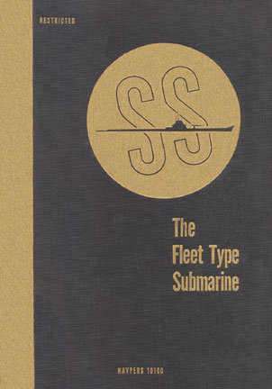 Submarine Trim and Drain Systems manual cover