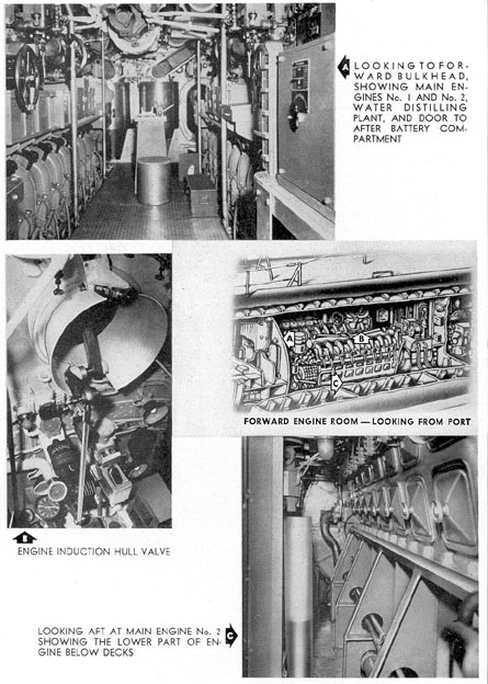 Figure 3-8. Accumulator In fully loaded position. 1) Plunger; 2) automatic bypass valve piston; 3) pilot valve; 4) air chamber; 5) cam roller; 6) pilot valve operating arm; 7) automatic bypass valve; 8) from pump; 9) bypass to pump suction; 10) nonreturn valve spring; 11) nonreturn valve.
