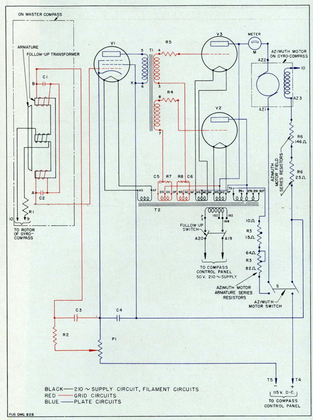 ampfig02 sperry gyrocompass mark 14 camel washing machine wiring diagram at honlapkeszites.co