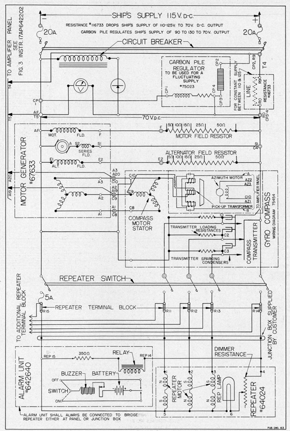 pilefig05 sperry gyrocompass mark 14 camel washing machine wiring diagram at honlapkeszites.co
