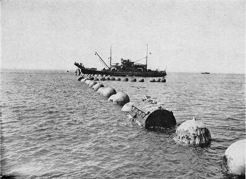 Net and Boom Defenses