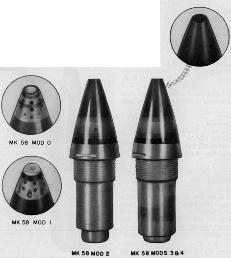 VT Fuzes For Projectiles and Spin-Stabilized Rockets - OP 1480