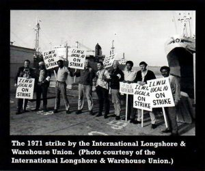 Union strike, 1971