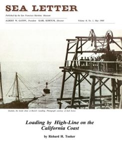 Loading the high-Line on the California Coast