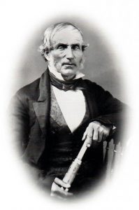 William Richardson was the original owner of Ranch Sausalito land grant 1830